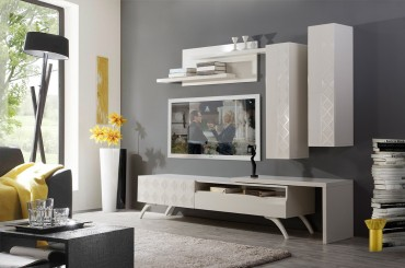Uygun fiyatı ve şık dizaynı ile alfa tv ünitesi evinize şıklık katmaya geliyor.