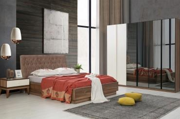 Life Yatak Odası Beyaz
