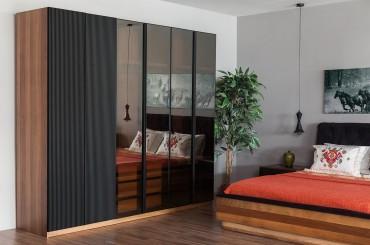 Life Yatak Odası Siyah